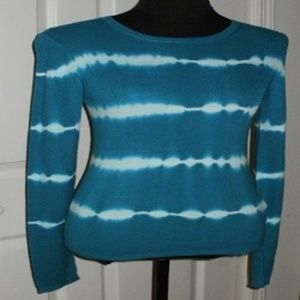 Michael Kors - Blue with White stripes Sweater